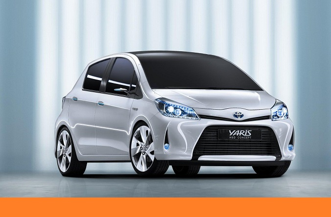 Toyota Yaris 175€ for 7 days!300€ pour 14 jours!