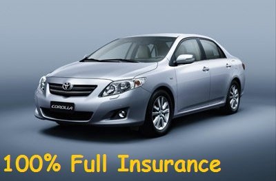 Toyota Corolla 190€ for 7 days!350€ for 14 days!