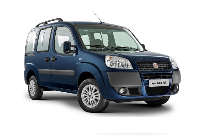 Fiat - Doblo 7 Seats250€ for 7 days!400€ pour 14 jours!
