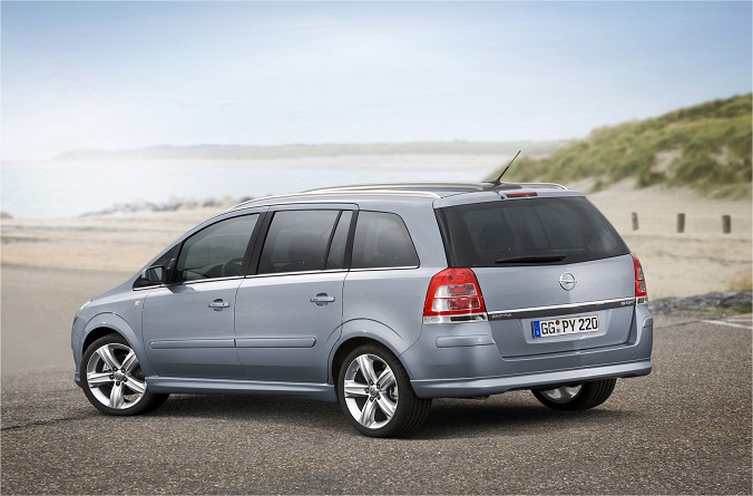 Opel Zafira Diesel 7 seats250€ for 7 days!450€ for 14 days!